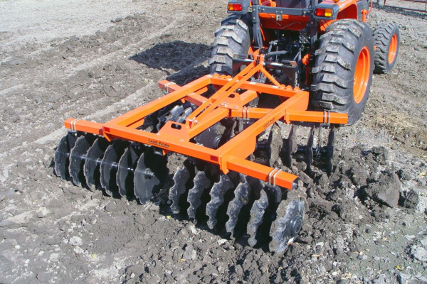 Land Pride | Dirtworking | DH25 Series Disc Harrows for sale at Evergreen Tractor, Louisiana