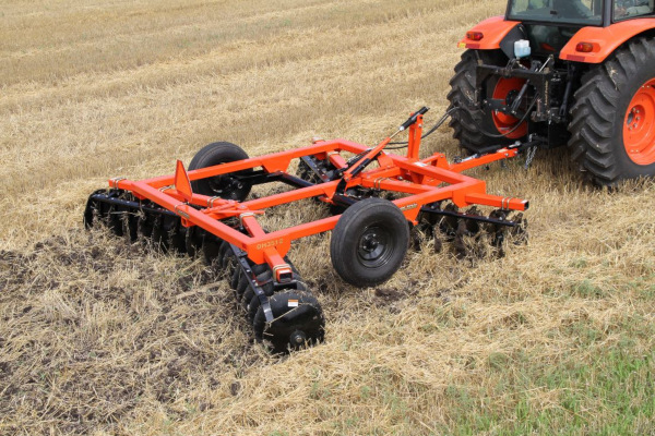 Land Pride | DH35 Series Disc Harrows | Model DH3512 for sale at Evergreen Tractor, Louisiana