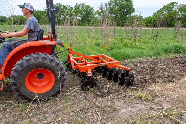 Land Pride DH1572 for sale at Evergreen Tractor, Louisiana