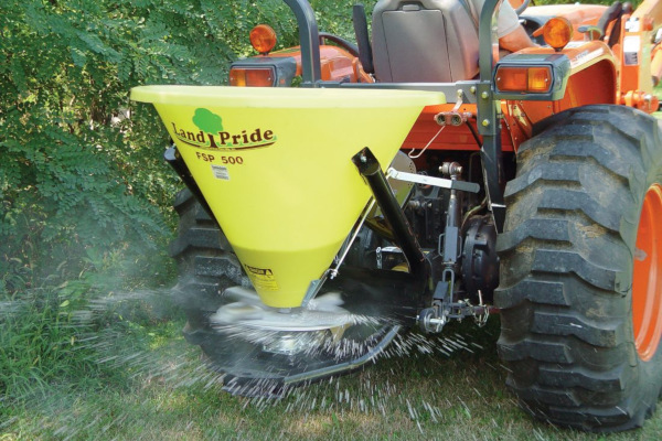 Land Pride | Dirtworking | FSP Series Spreaders for sale at Evergreen Tractor, Louisiana