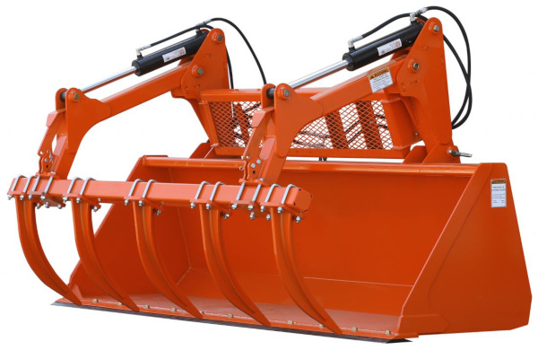 Land Pride | Dirtworking | GB25 & GBE25 Series Grapple Buckets for sale at Evergreen Tractor, Louisiana