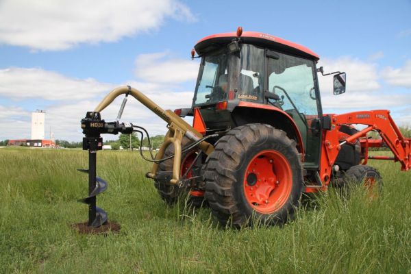 Land Pride | Dirtworking | HD35 Series Post Hole Diggers for sale at Evergreen Tractor, Louisiana