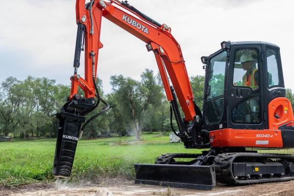 Land Pride | Kubota by Land Pride | BR Series Breakers for sale at Evergreen Tractor, Louisiana