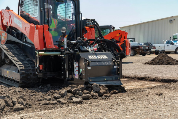 Land Pride | Kubota by Land Pride | CP30 Series Cold Planers for sale at Evergreen Tractor, Louisiana