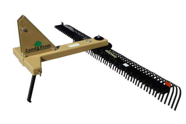 Land Pride | Dirtworking | LR26 Series Landscape Rakes for sale at Evergreen Tractor, Louisiana