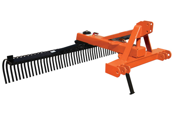 Land Pride | Dirtworking | LR37 Series Landscape Rakes for sale at Evergreen Tractor, Louisiana