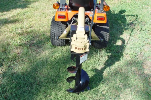 Land Pride | Dirtworking | PD10 Series Post Hole Diggers for sale at Evergreen Tractor, Louisiana