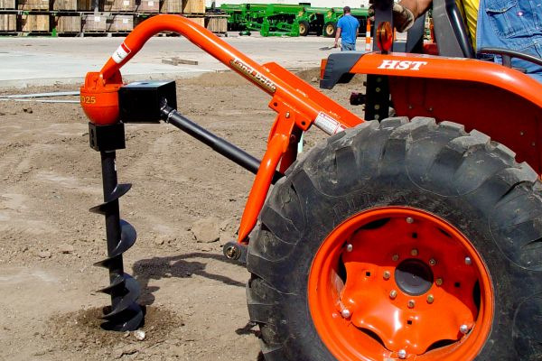 Land Pride | Dirtworking | PD25 Series Post Hole Diggers for sale at Evergreen Tractor, Louisiana