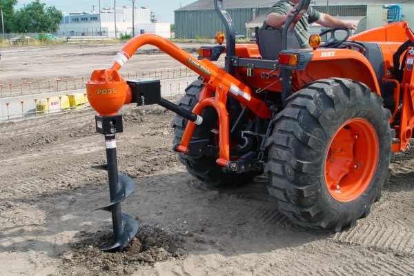 Land Pride | Dirtworking | PD35 Series Post Hole Diggers for sale at Evergreen Tractor, Louisiana