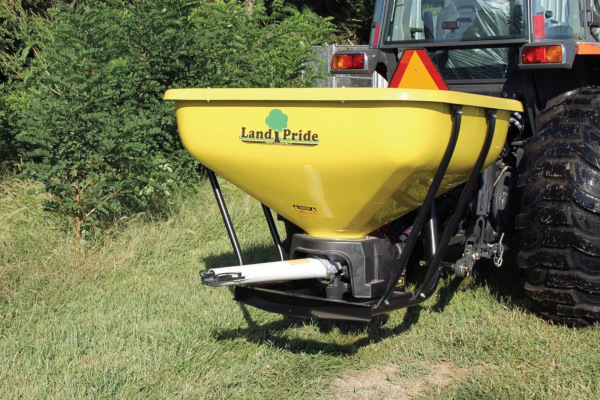 Land Pride | Dirtworking | PFS Series Spreaders for sale at Evergreen Tractor, Louisiana