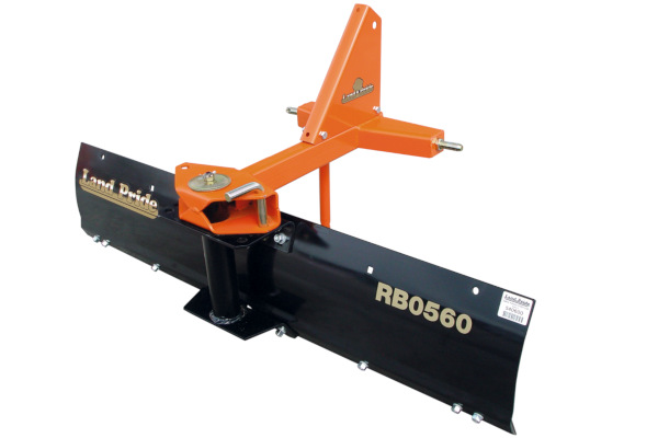 Land Pride | RB05 Series Rear Blades | Model RB0560 for sale at Evergreen Tractor, Louisiana