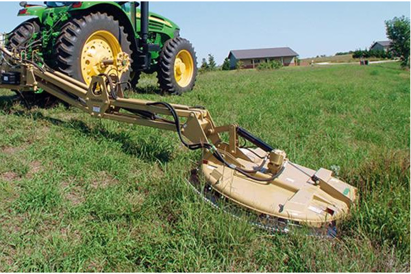 Land Pride | Rotary Cutters | RCP30 Series Parallel Arm Cutters for sale at Evergreen Tractor, Louisiana