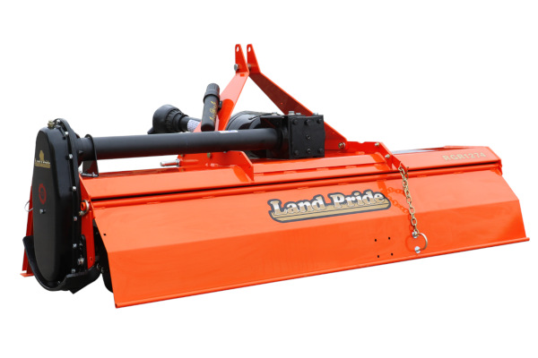 Land Pride | RGA12 & RGR12 Series Gear Drive Rotary Tillers | Model RGA1258 for sale at Evergreen Tractor, Louisiana