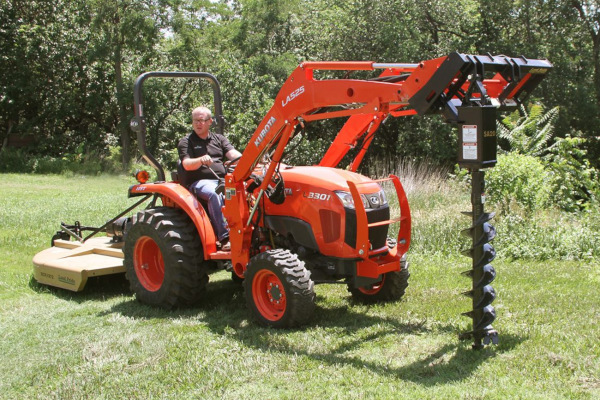 Land Pride | Dirtworking | SA20 Series Post Hole Digger for sale at Evergreen Tractor, Louisiana