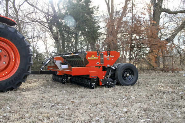 Land Pride | NTS25 No-Till Seeder | Model NTS2507 for sale at Evergreen Tractor, Louisiana