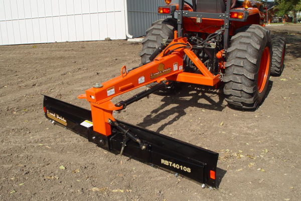 Land Pride | RBT40 Series Rear Blades | Model RBT40108 for sale at Evergreen Tractor, Louisiana