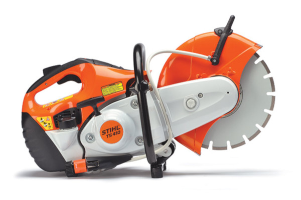 Stihl TS 410 STIHL Cutquik® for sale at Evergreen Tractor, Louisiana