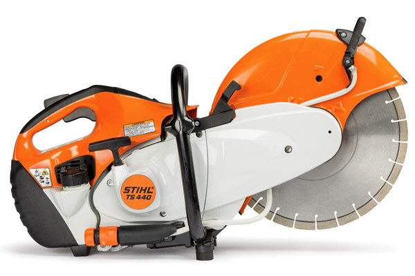 Stihl TS 440 STIHL Cutquik® for sale at Evergreen Tractor, Louisiana
