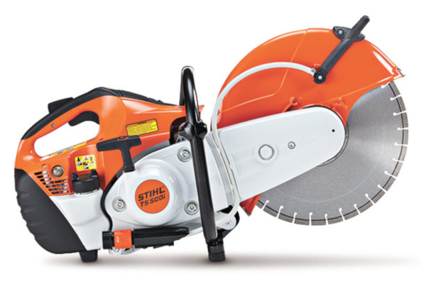 Stihl TS 500i STIHL Cutquik® for sale at Evergreen Tractor, Louisiana