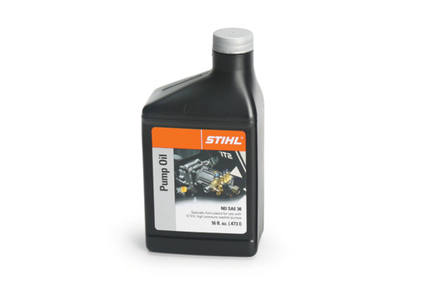 Stihl Pressure Washer Pump Oil for sale at Evergreen Tractor, Louisiana