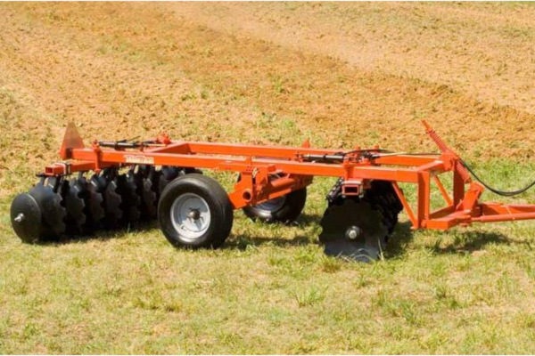 Tufline | Pull Type Wheel Discs | Model 38 Series Offset Wheel Disc Harrows for sale at Evergreen Tractor, Louisiana