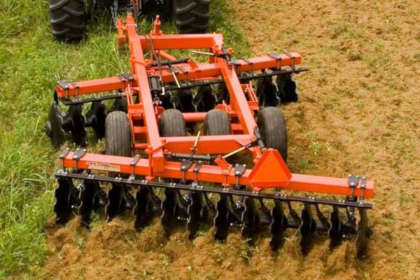 Tufline 42 Series Offset Wheel Disc Harrows for sale at Evergreen Tractor, Lousisana