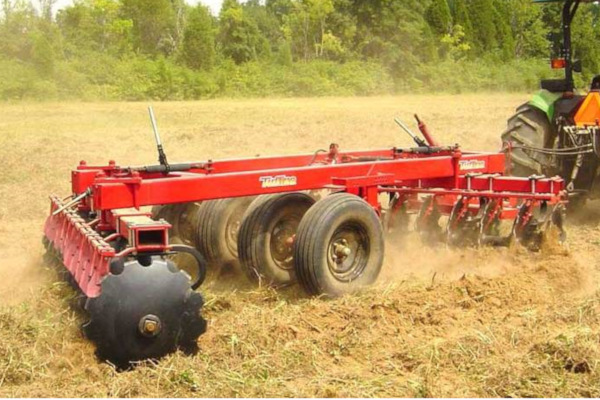 Tufline | Agriculture | Pull Type Wheel Discs for sale at Evergreen Tractor, Louisiana