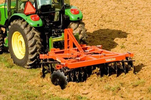 Tufline | Tractor Mount Lifts | Model HL Series Heavy Tandem Lift Disc Harrows for sale at Evergreen Tractor, Louisiana