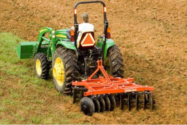 Tufline | Tractor Mount Lifts | Model TH & TH/BF Series Tandem Lift Disc Harrows for sale at Evergreen Tractor, Louisiana