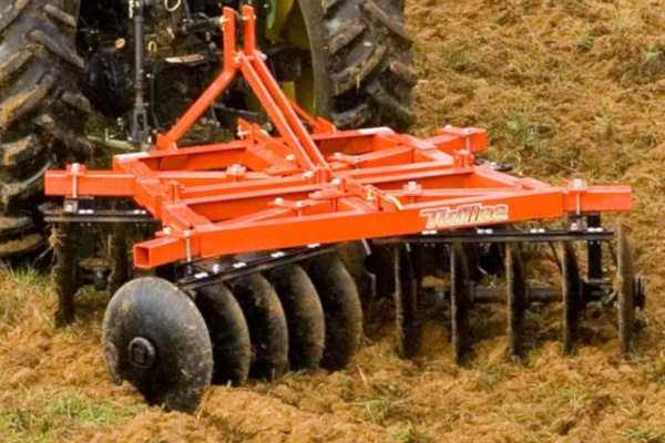 Tufline | Tractor Mount Lifts | Model THF Series Tandem Lift Disc Harrows for sale at Evergreen Tractor, Louisiana