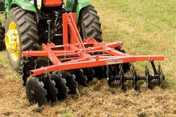Tufline | Tractor Mount Lifts | Model TL43 Series Tandem Lift Disc Harrows for sale at Evergreen Tractor, Louisiana
