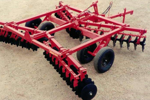 Tufline | Pull Type Wheel Discs | Model TW6 Series Tandem Wheel Disc Harrows for sale at Evergreen Tractor, Louisiana