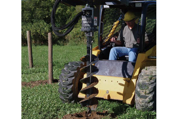 Woods | Skid Steer Attachments | Augers for sale at Evergreen Tractor