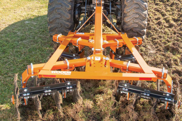 Woods | Disc Harrows | Model DHS64 for sale at Evergreen Tractor, Louisiana