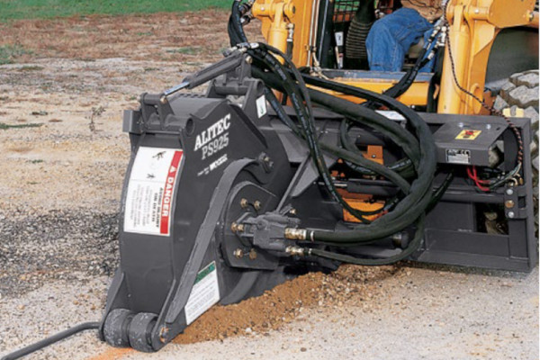 Woods | Skid Steer Attachments | Pavement Saws for sale at Evergreen Tractor