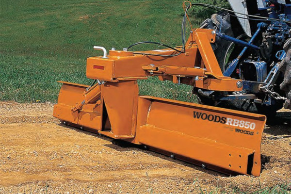 Woods | Rear Blades | Model RB850 for sale at Evergreen Tractor, Louisiana