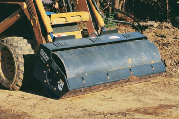 Woods | Skid Steer Attachments | Vibratory Rollers for sale at Evergreen Tractor