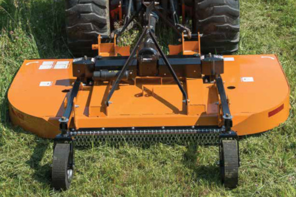 Woods MDS8.50 Mounted for sale at Evergreen Tractor, Louisiana