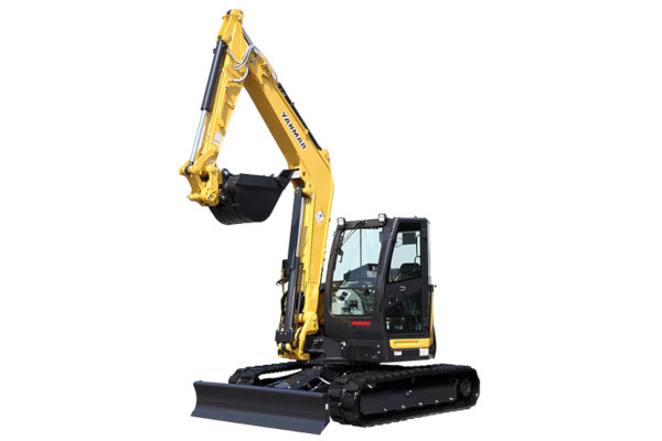 Yanmar | Excavator | ViO Series for sale at Evergreen Tractor, Louisiana