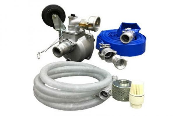 BCS Water Transfer Pump for sale at Evergreen Tractor, Louisiana