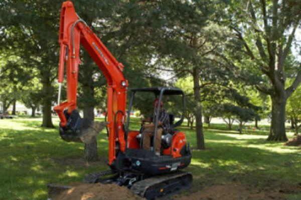 Kubota | K Series | Model KX121-3S for sale at Evergreen Tractor, Louisiana