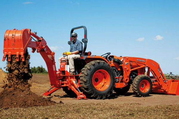 Kubota | L Series | Model L3800 for sale at Evergreen Tractor, Louisiana