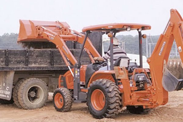 Kubota | TLB Series | Model L39 TLB Version for sale at Evergreen Tractor, Louisiana