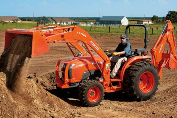 Kubota | L Series | Model L4600 for sale at Evergreen Tractor, Louisiana