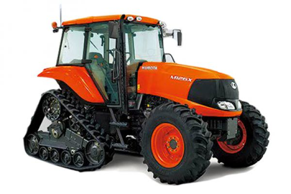 Kubota | M5660SU | Model M126X for sale at Evergreen Tractor, Louisiana
