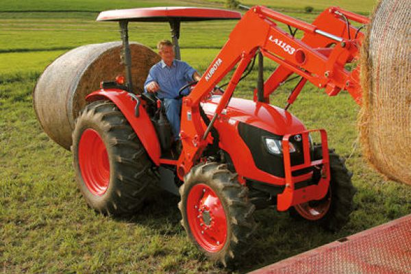 Kubota | M5660SU | Model M5140 for sale at Evergreen Tractor, Louisiana