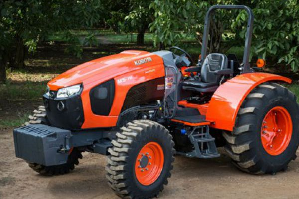 Kubota | M5660SU | Model M5L-111-SN for sale at Evergreen Tractor, Louisiana