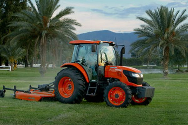 Kubota | M5660SU | Model M9960 for sale at Evergreen Tractor, Louisiana