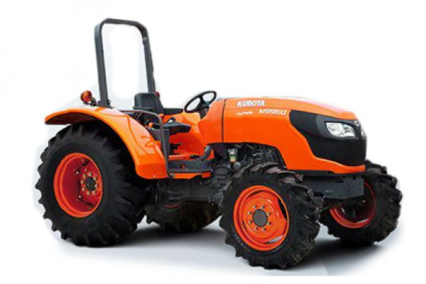 Kubota | M5660SU | Model M9960HDL for sale at Evergreen Tractor, Louisiana