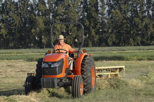 Kubota | M5660SU | Model MX4700 (Gear Model) for sale at Evergreen Tractor, Louisiana